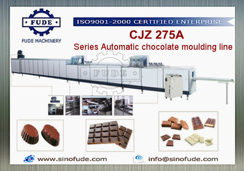 Automatic Chocolate Louilding Line