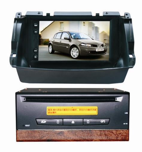 Car GPS BT 7 inch Entertainment System For Koleos