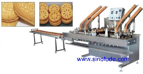BJX MULTI-FUNCTION BISCUIT SANDWICHING MACHINE