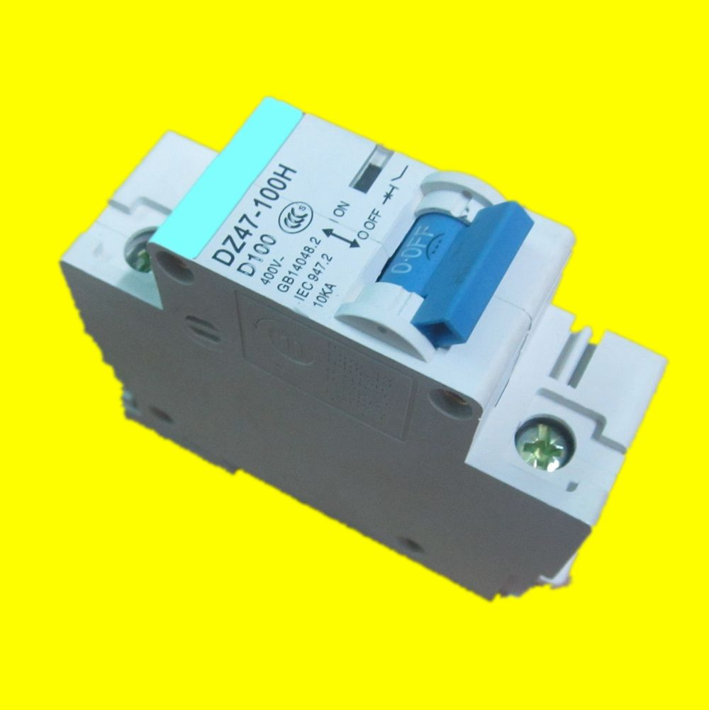 BKH 100A 1P Miniature Circuit Breaker MINI CIRCUIT BREAKER MCB