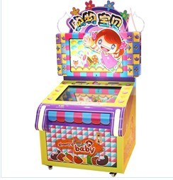 Shopping Baby video game machine(hominggame-COM-432)