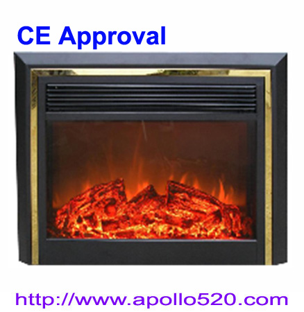 Classical Wall Electric Fireplace