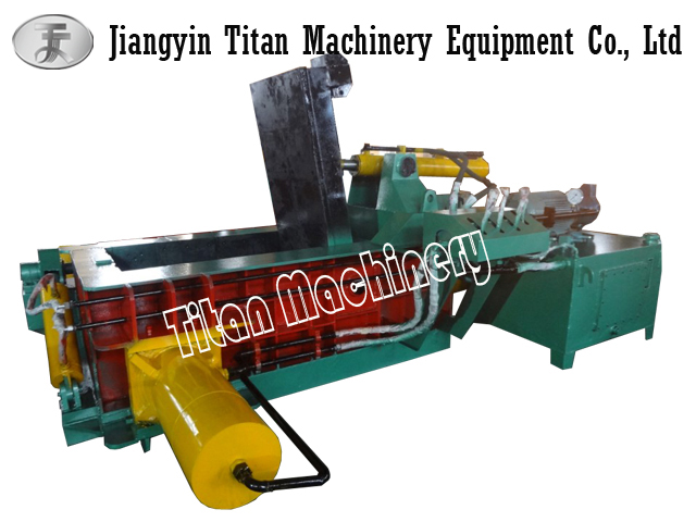 Y81-630 Hydraulic Metal Scrap Baler