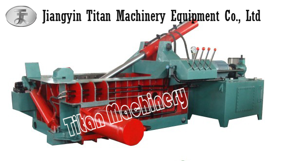 Y81-1250 Hydraulic Metal Scrap Baler