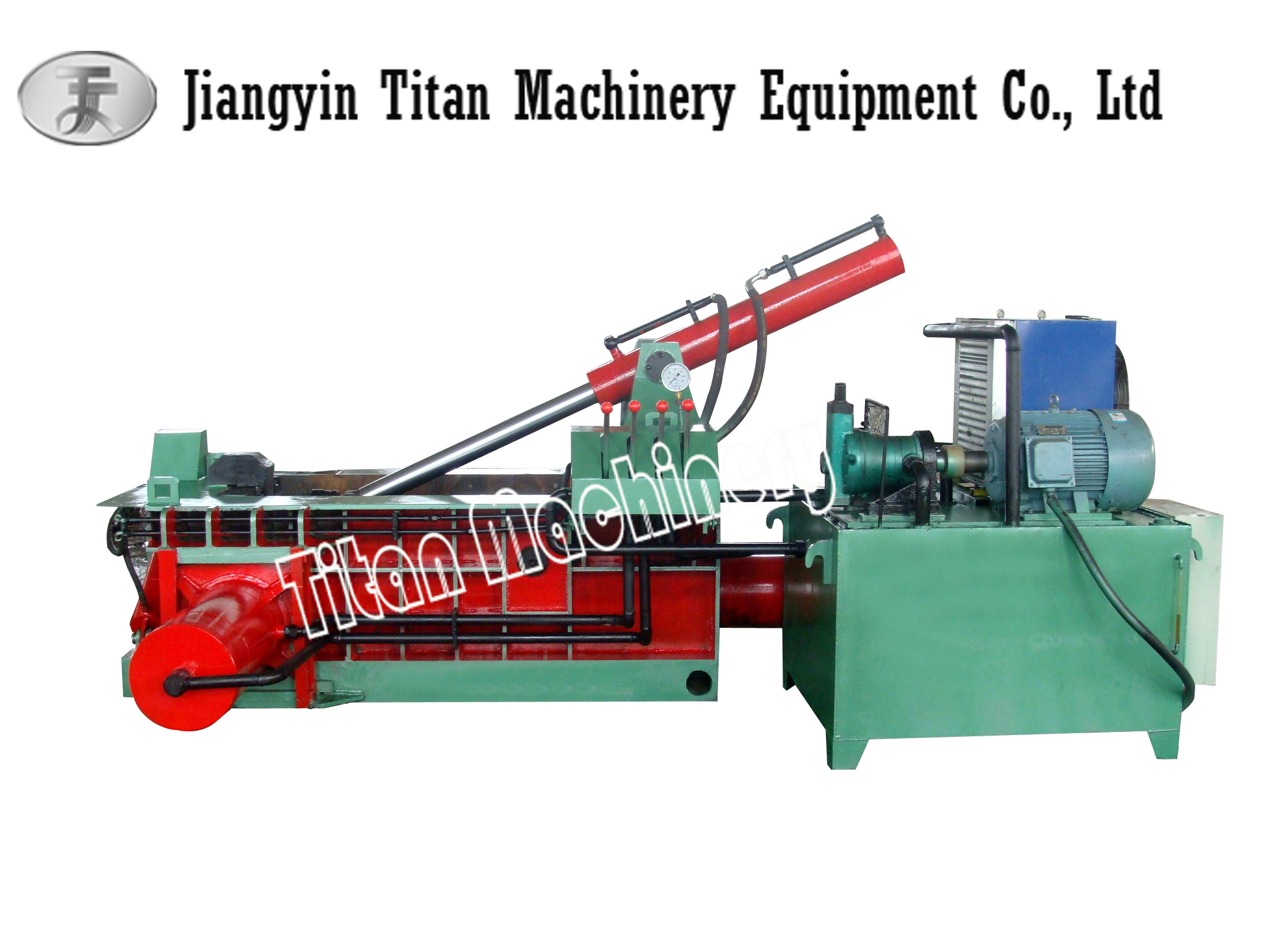 Y81-1350 Hydraulic Metal Scrap Baler