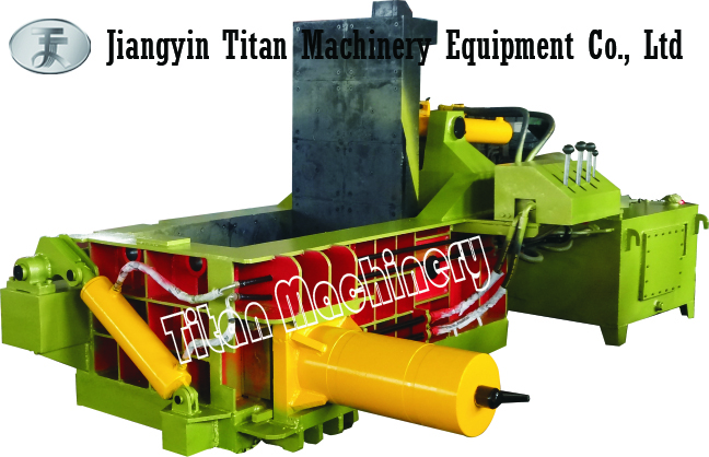 Y81-1600 Hydraulic Metal Scrap Baler
