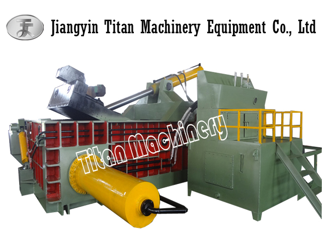 Y81-2500 Hydraulic Metal Scrap Baler