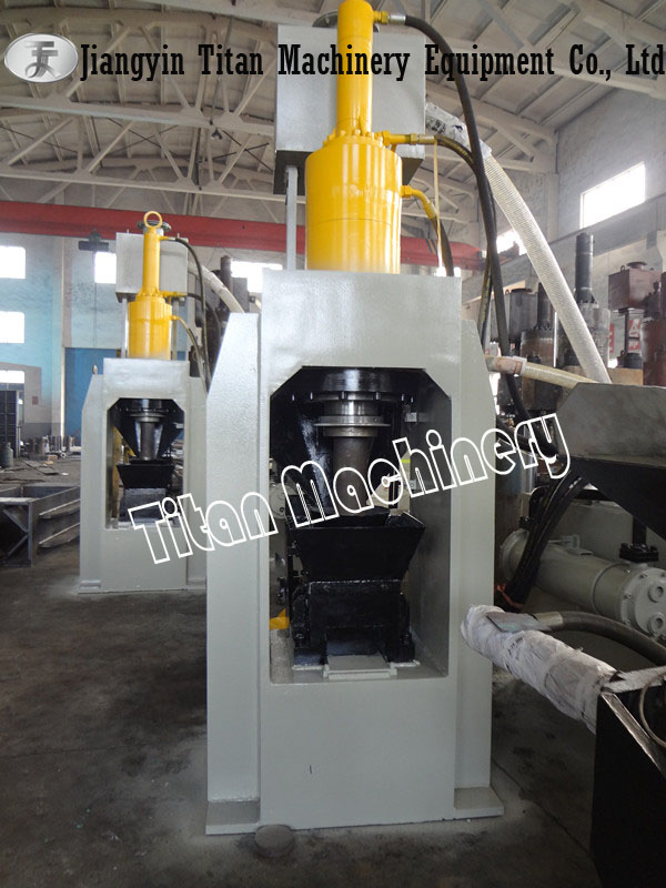 Y83-1500 Hydraulic Metal Chips Briquetting Press