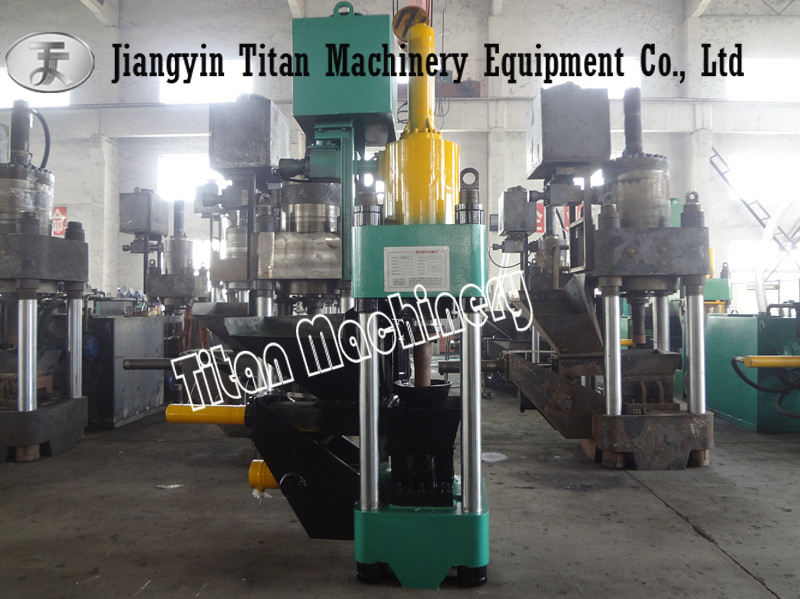 Y83-2000 Hydraulic Metal Chips Briquetting Press