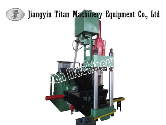 Y83-3150 Hydraulic Metal Chips Briquetting Press