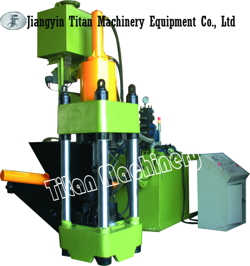 Y83-3600 Hydraulic Metal Chips Briquetting Press