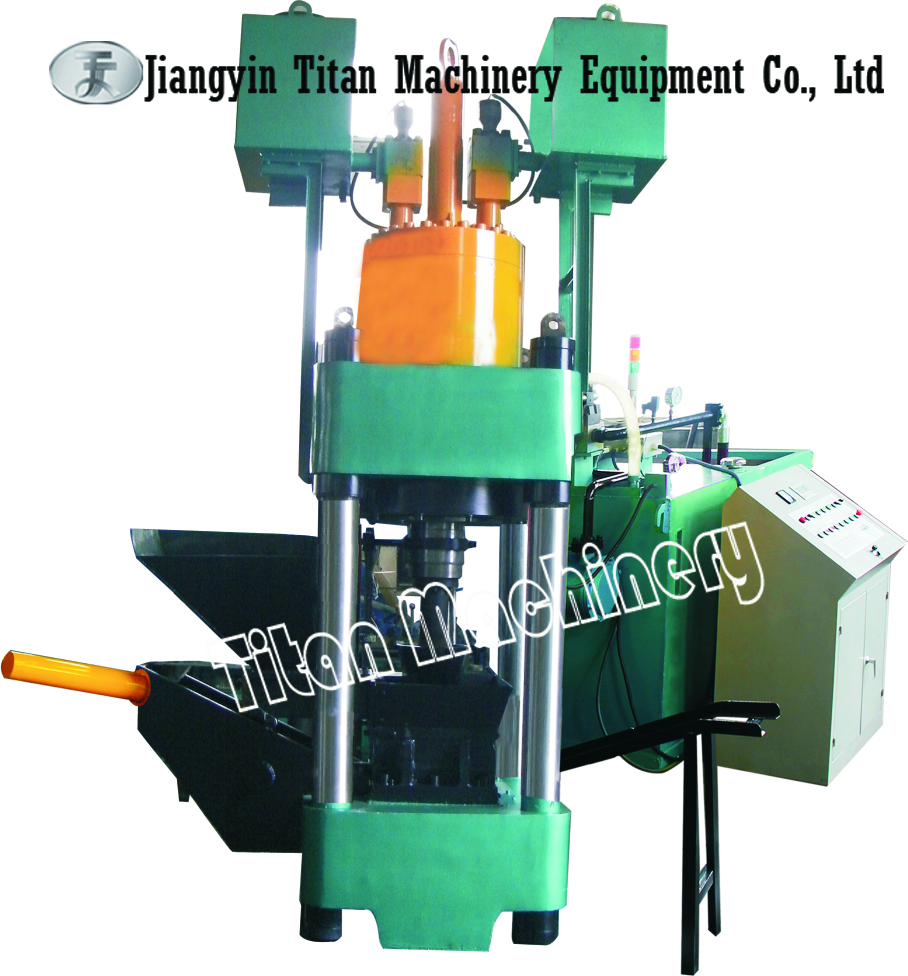 Y83-6300 Hydraulic Metal Chips Briquetting Press