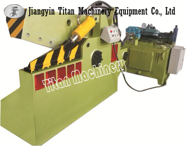 Q43-1000 Hydraulic Metal Scrap Alligator Shear