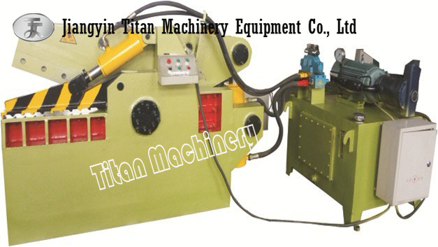 Q43-1200 Hydraulic Metal Scrap Alligator Shear