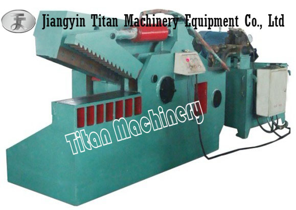 Q43-2000 Hydraulic Metal Scrap Alligator Shear