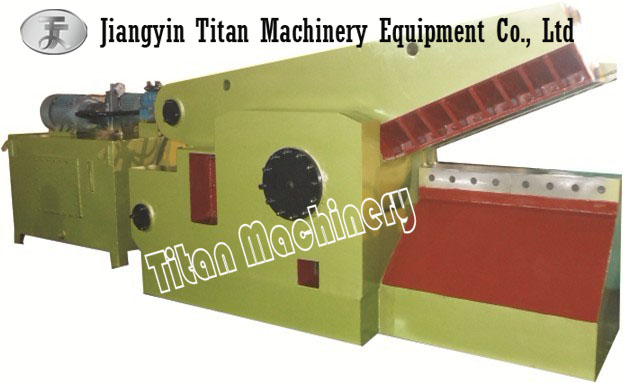 Q43-2500 Hydraulic Metal Scrap Alligator Shear
