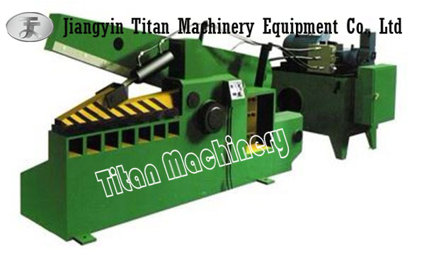 Q43-4000 Hydraulic Metal Scrap Alligator Shear