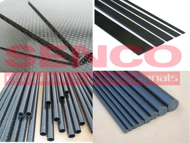carbon fiber tube rods plate