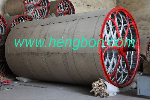 Stainless Steel Paper Making Cylinder Mould