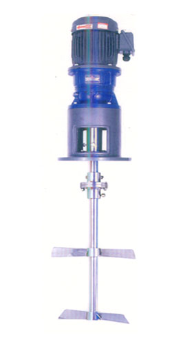Top Entry Mixer Agitator