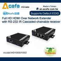 HDMI Cascade Extender&Mixing Signals Output Solution