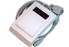 sell 13.56MHZ rfid reader.RS232C,LED display