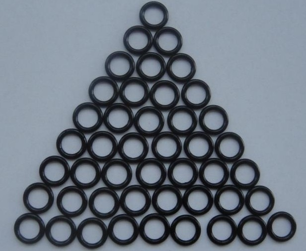 seal for motorcycle chain 6.5*2.15