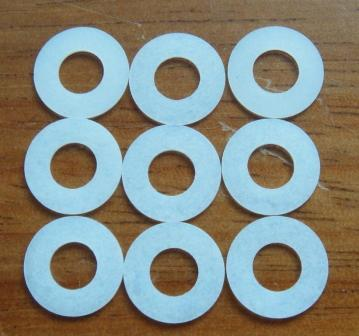 PTFE o ring for motorcycle chain 5*0.6