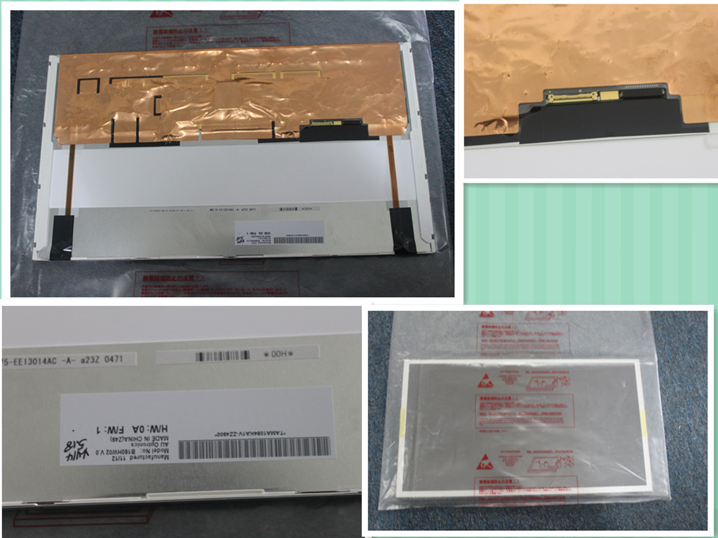 LAPTOP LCD SCREEN FOR AUO B160HW02 V.0  Sony vpc F215 Series