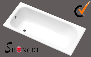 cast iron bathtub RL-DL