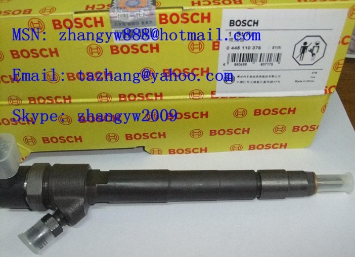 Bosch injector 0445110376 for Cummins ISF2.8 5258744