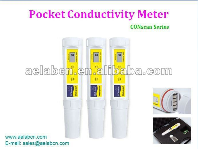 CONscan series Waterproof Pocket Conductivity Tester