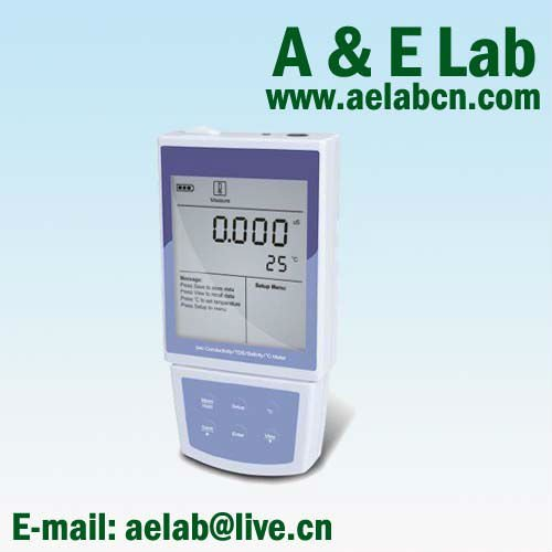 Portable Conductivity/TDS/Salinity/oC Meter