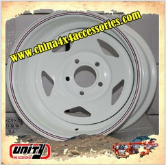 15x8 Steel Wheel Rim-4x4 Part