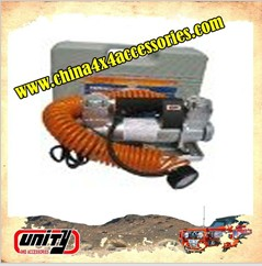 Air Compressor with Plastic box