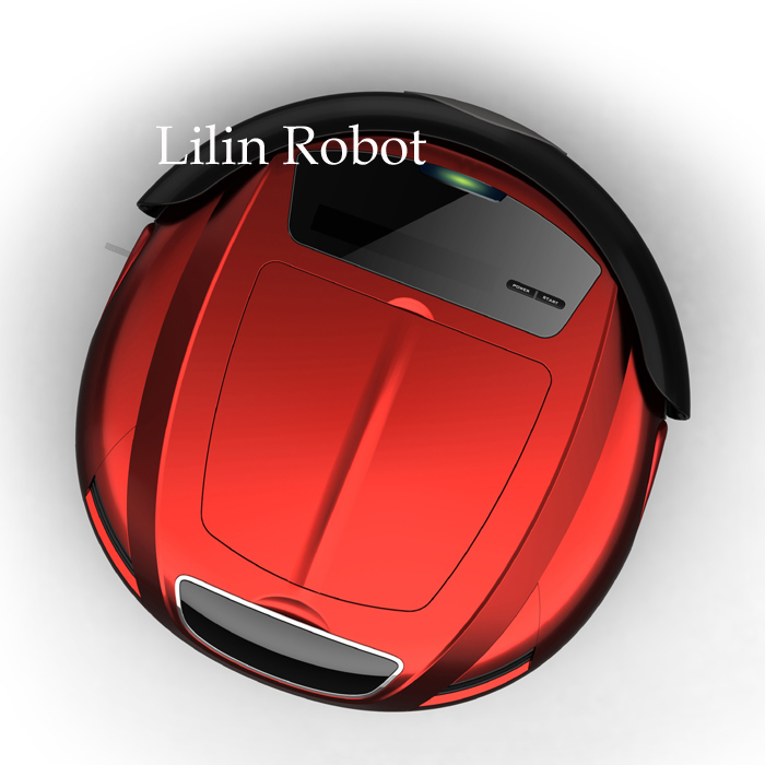 3 In 1 Multifunctional Robot Vacuum Cleaner