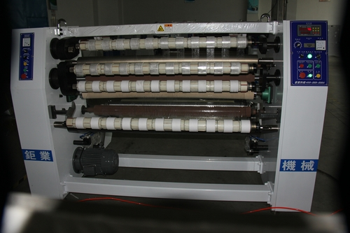 High Speed BOPP Tape Slitting Machine (JY-8202A)