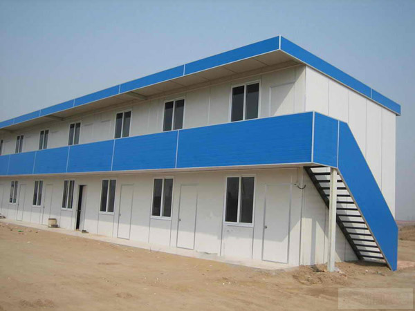 Prefab sandwich panel house construction and real estate - Sandwich panel homes ...