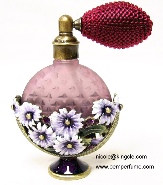 cheap price alloy perfume bottles in Guangzhou