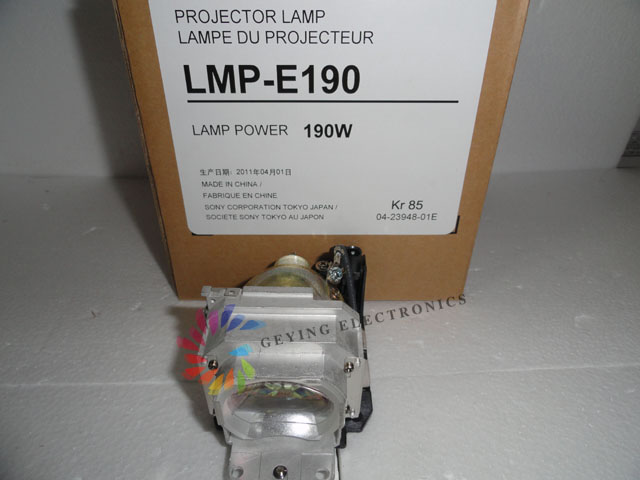 Projector Lamp LMP-E190 for Sony VPL-BW5 EX5 EX50 ES5 EW5