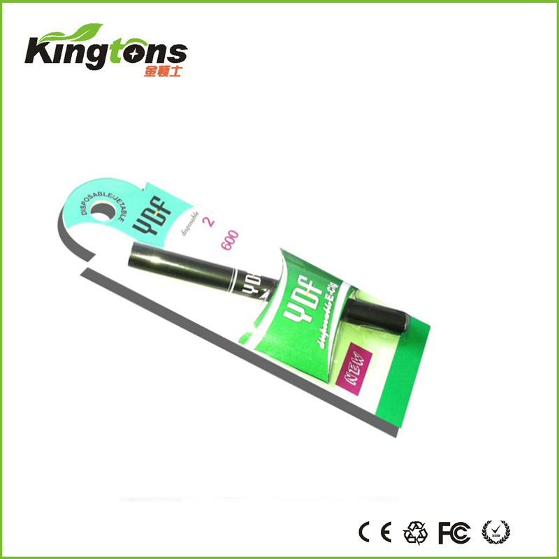 Healthy cheHealthy cheap 600 puffs disposable electronic cigarette Model K912 Advantages of disposable e-cigarette: 1.Cheap and convenient, 2.Looks elegant, 3.Enjoy pure feeling of smoke, 4.Different