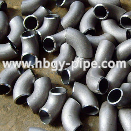 carbon steel pipe elbows