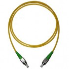 0.9mm  single mode fibre optic patch cord