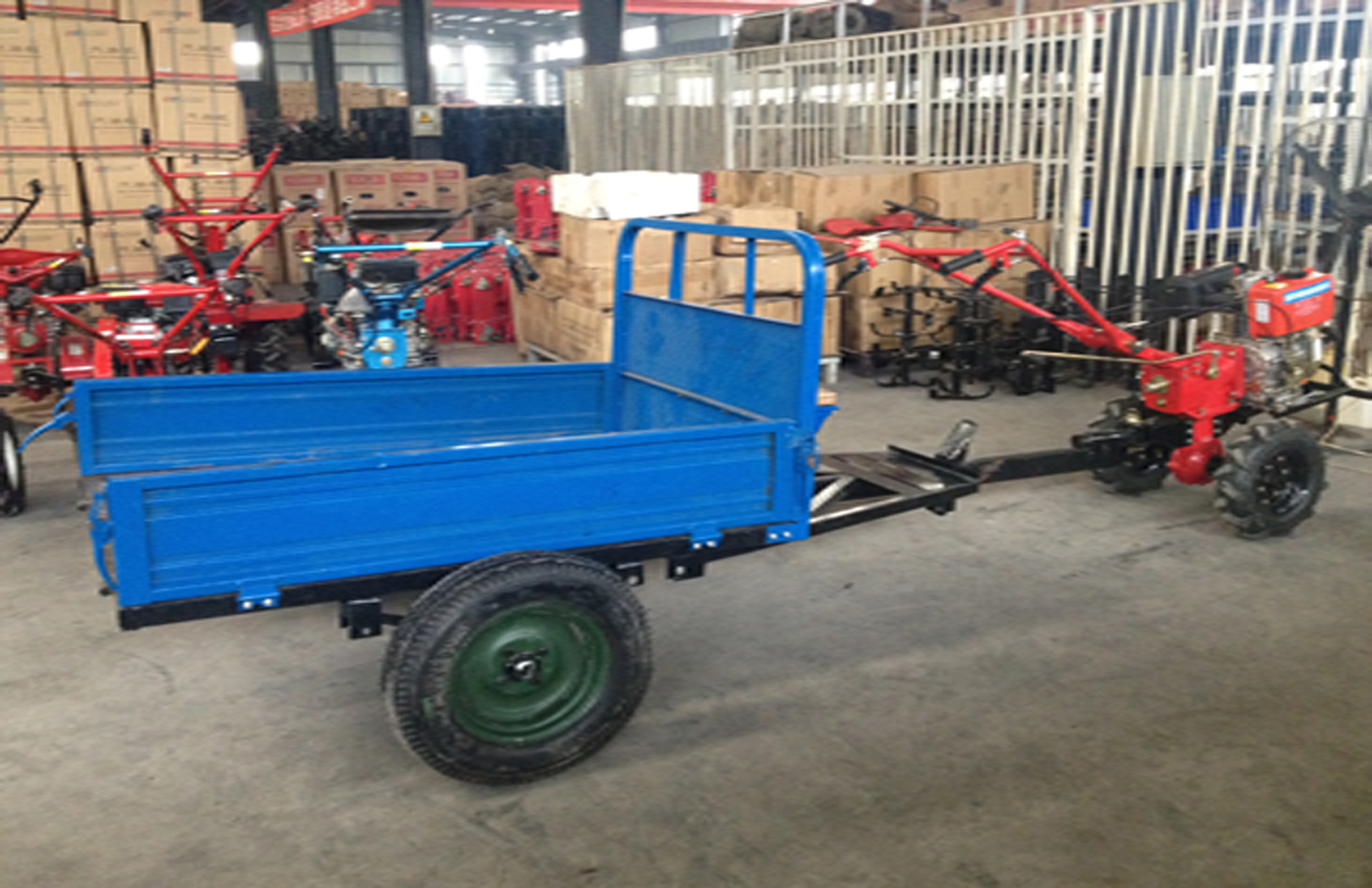 Mini Tiller Cheng Hsiung International corporation