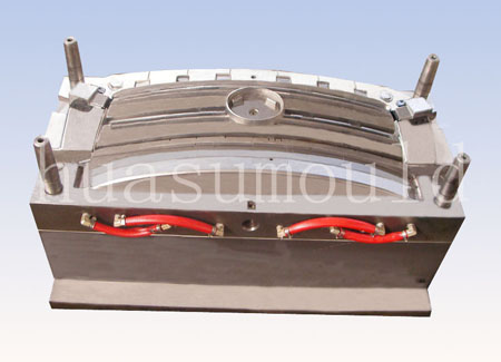 Automotive grille mould-1