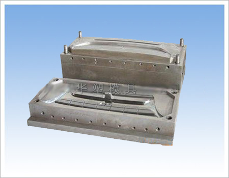 Automotive grille mould