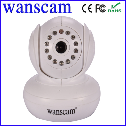 indoor wifi wireless pan tilt iphone baby monitor ip camera