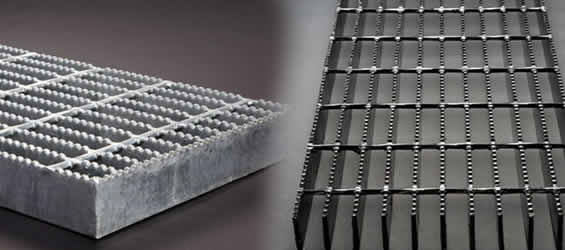 Press- Locked Bar Grating