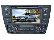 BMW320 DVD TOUCH PLAYER with GPS BT CMMB Optical Fiber