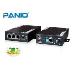 HDMI Multiple sender to Multiple Receiver Cascaded-chainable Optical Extenders